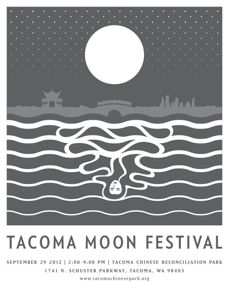 2012 Moon Festival Flyer